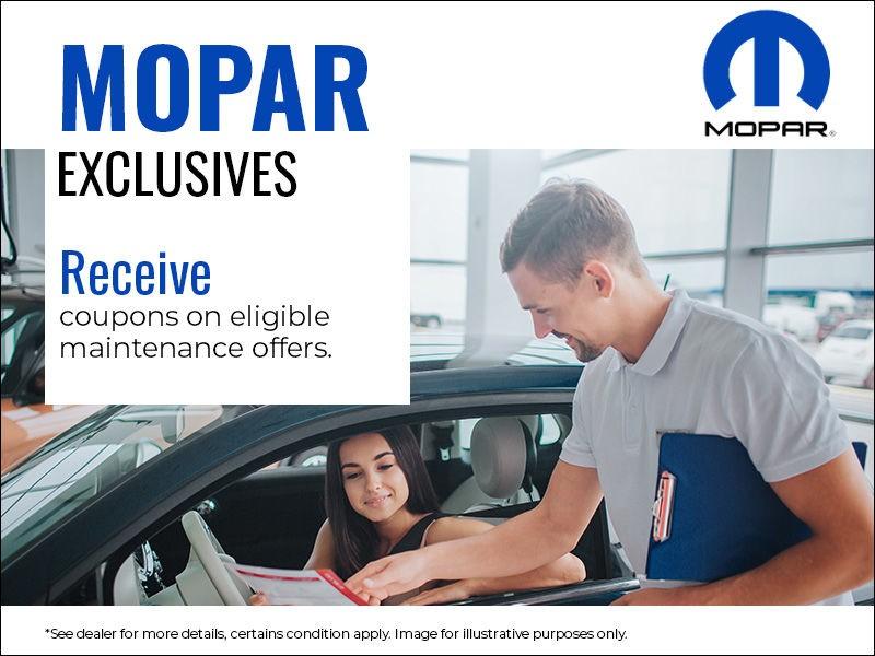 MOPAR Exclusives